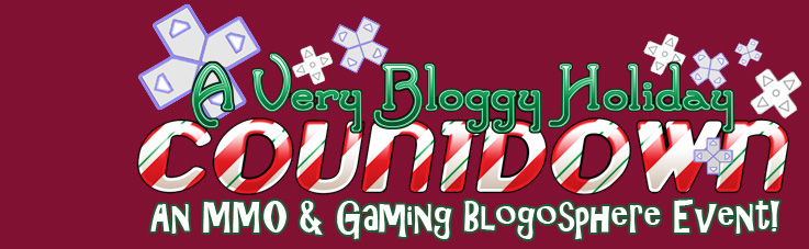 Bloggy Xmas Title